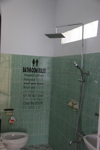 The Swarna Lebak - bathroom