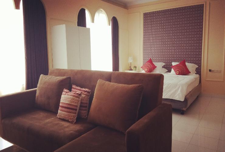 The Swarna Lebak - family room
