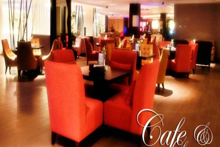 Grand Delta Hotel Medan - Kafe
