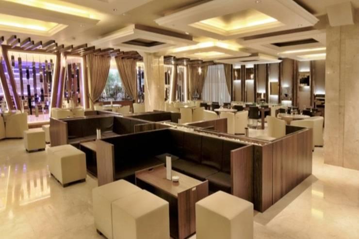 Grand Delta Hotel Medan - Warung kopi