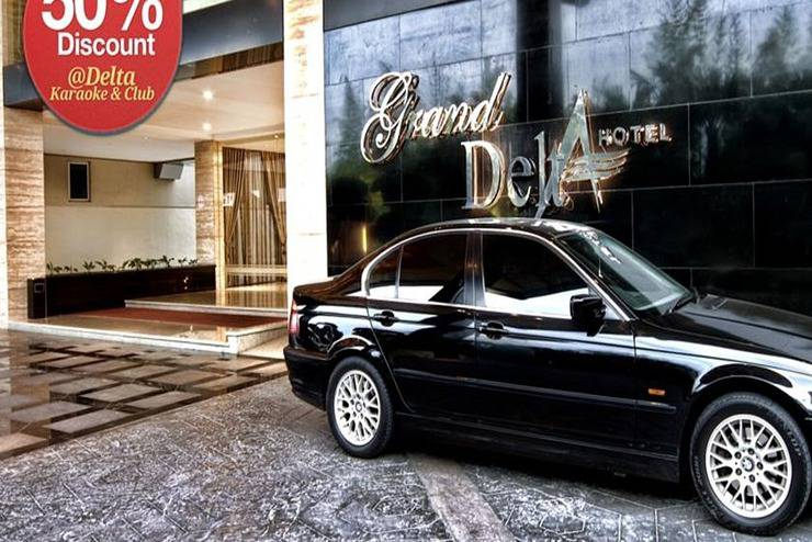 Grand Delta Hotel Medan - Eksterior