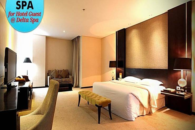 Grand Delta Hotel Medan - Kamar Business