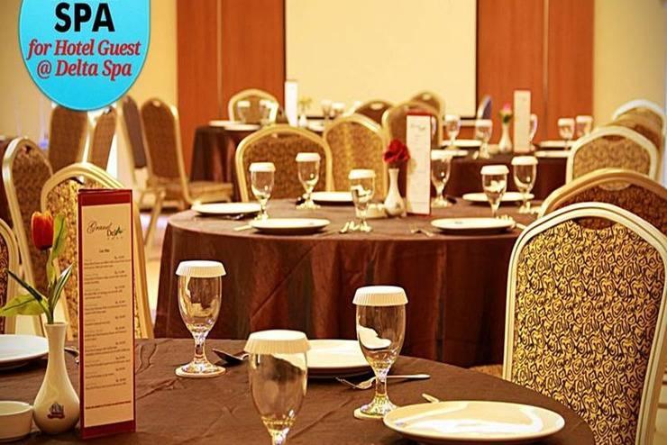 Grand Delta Hotel Medan - Restoran