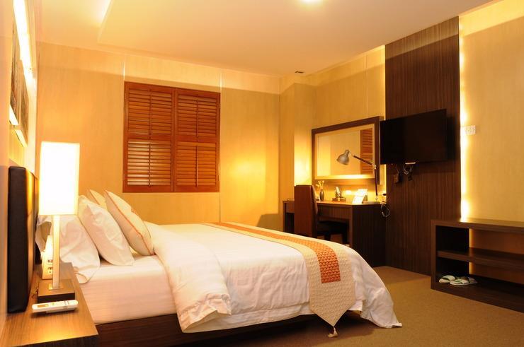 Graha Sumsel Jakarta - Guest room