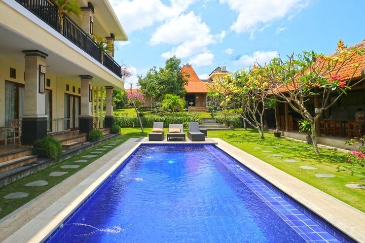 Damar Emas Guesthouse Bali - Pool