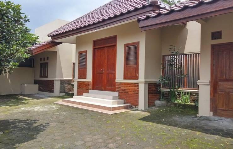Villa Muria Salatiga - pemandangan