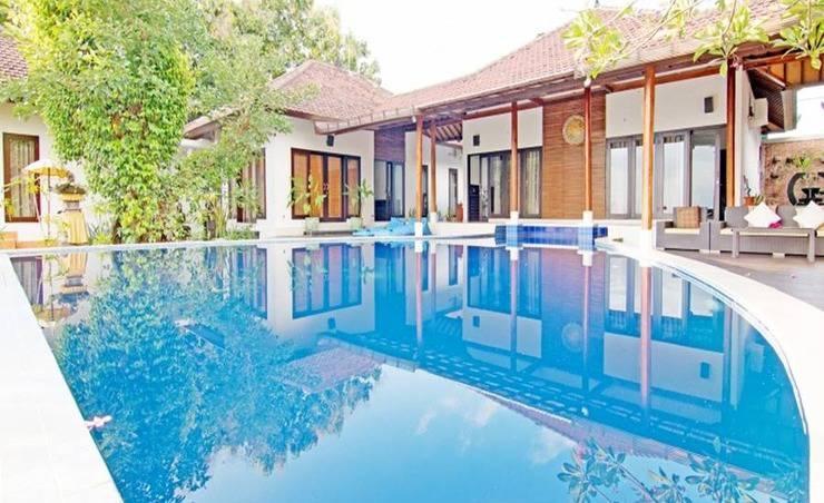 ZEN Premium Lovina Damai Hill Side Bali - Kolam Renang