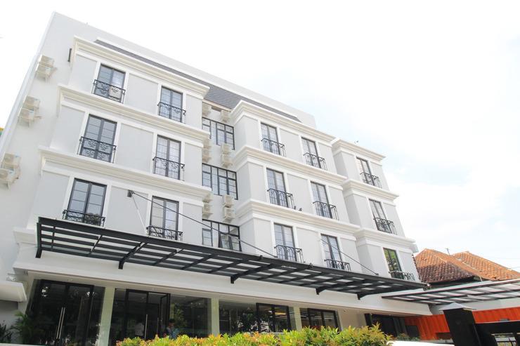 Airy Syariah Setiabudi Guntur 16A Jakarta Jakarta - Hotel Front