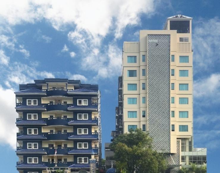 Takes Mansion Hotel Jakarta - Building