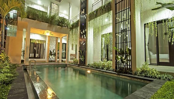 Bahana Guest House Bali - Kolam Renang
