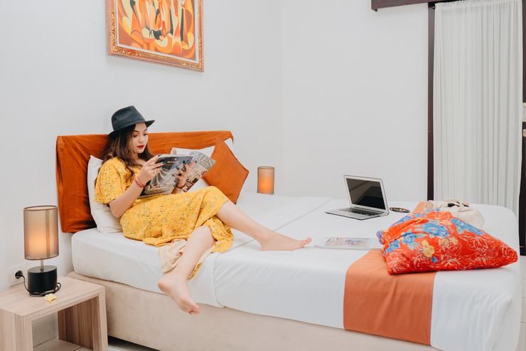 Bahana Guest House by Madhava Bali - room