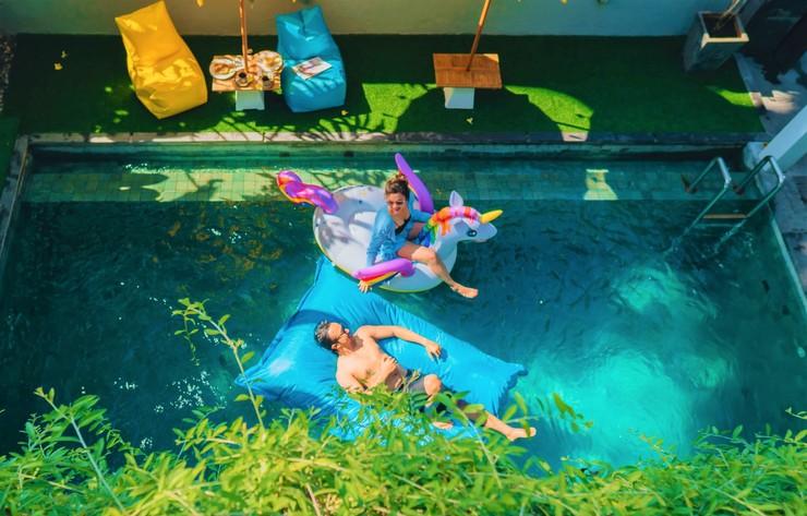 Bahana Guest House by Madhava Bali - Pool