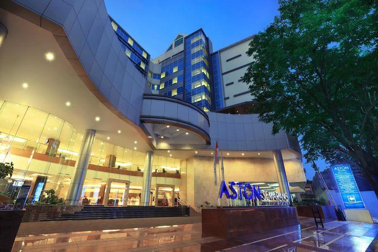 Aston Semarang - Front of Property