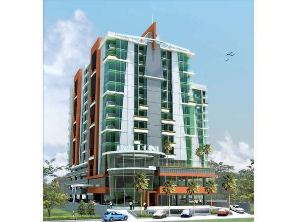 High Point Surabaya - gedung
