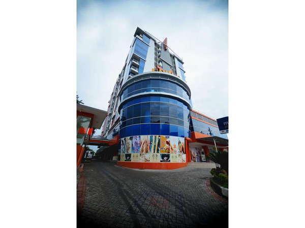 High Point Surabaya - Tampak Luar