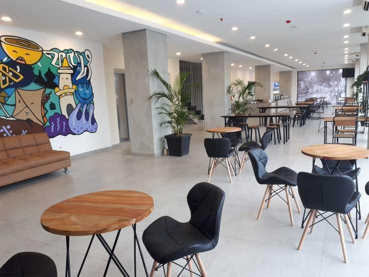 Arte Hotel Malioboro Yogyakarta Yogyakarta - Lobby