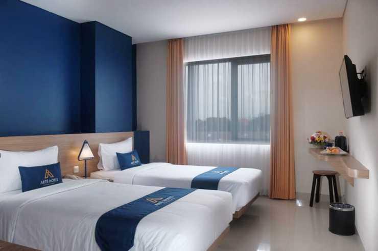 Arte Hotel Malioboro Yogyakarta Yogyakarta - Superior Twin