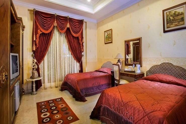Ndalem Nugraheni Yogyakarta - Kamar tamu
