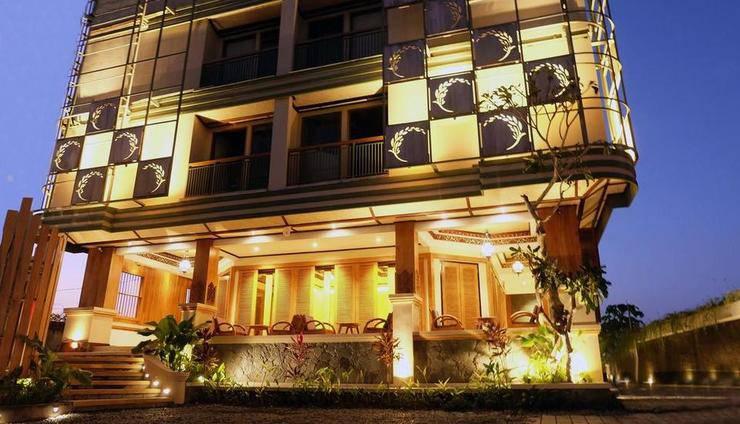 Paditeras Boutique Hotel Seminyak Bali -