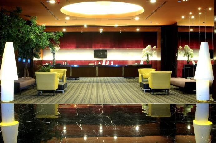 The Arista Hotel Palembang - Resepsionis