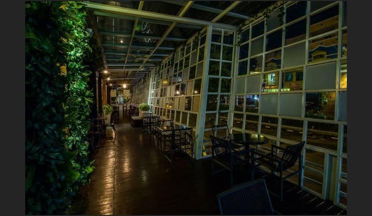 The Arista Hotel Palembang - Brava Parlour