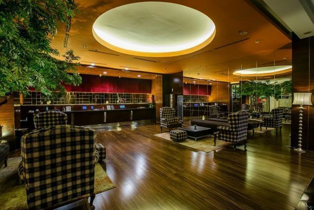 The Arista Hotel Palembang - Lobby Area