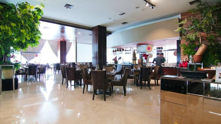 The Arista Hotel Palembang - Interior