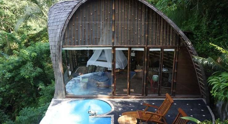 Villa Awang Awang Bali - Tampilan Luar