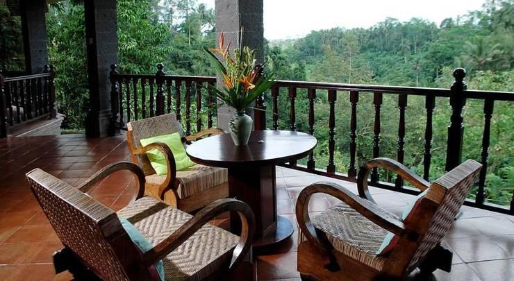Villa Awang Awang Bali - Teras