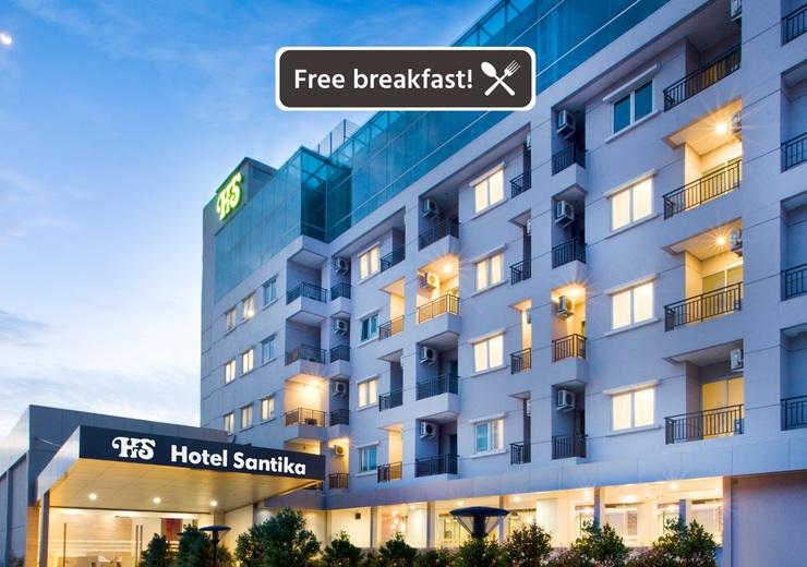 Hotel Santika Mega City Bekasi - Appearance