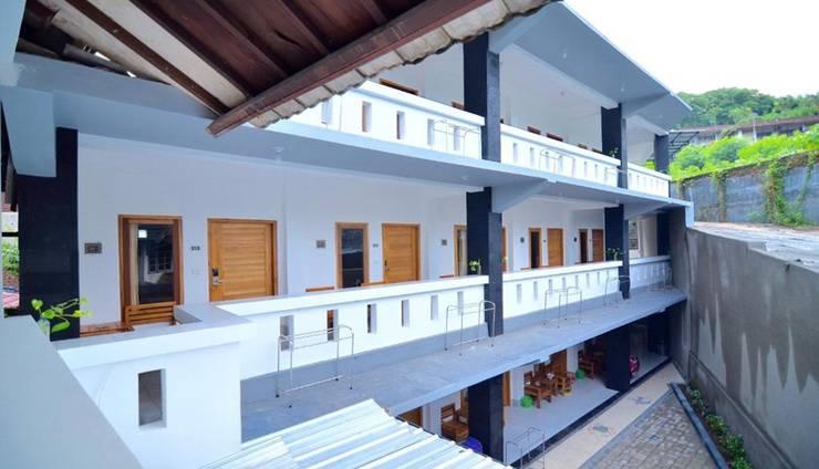 Blue Coral Inn Lombok - Exterior