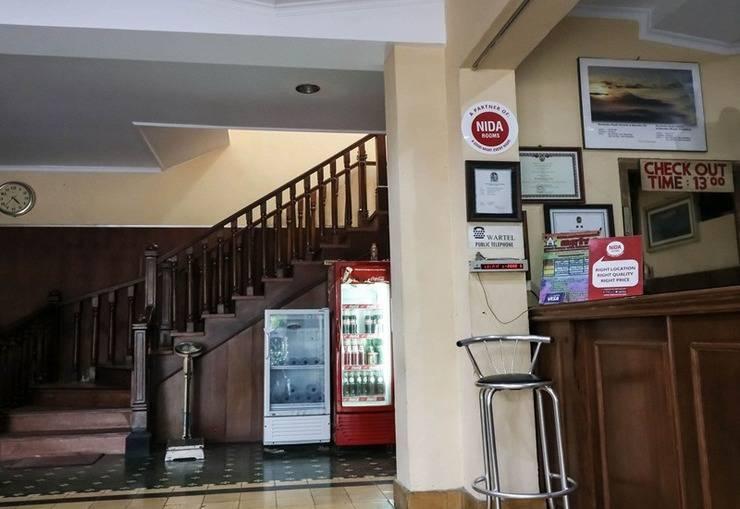 NIDA Rooms South Alun-Alun Kraton 2 Jogja - Resepsionis