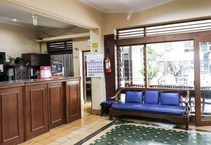NIDA Rooms South Alun-Alun Kraton 2 Jogja - Lobi