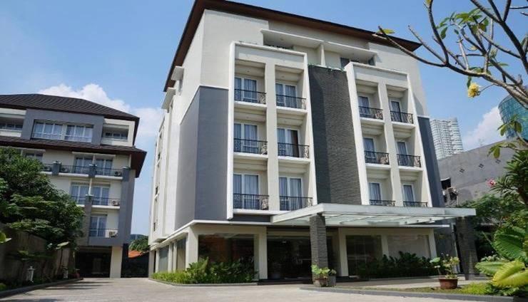 Sanur Elok Residence Jakarta - Exterior