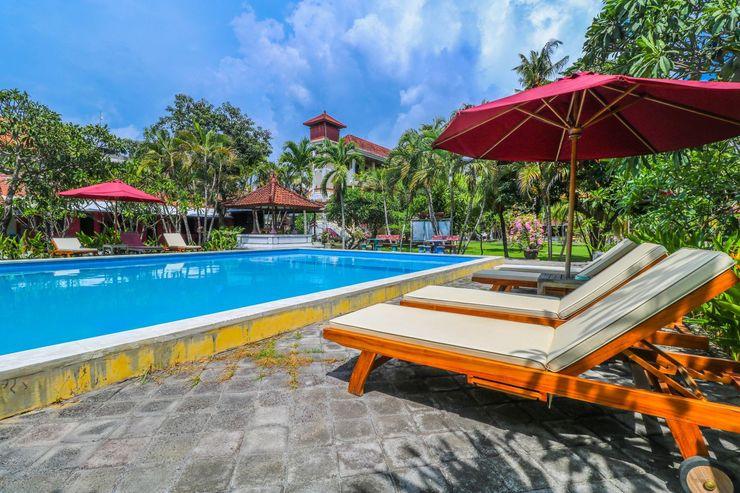 OYO 2184 Nan Berlian Inn Bali - Swimming Pool