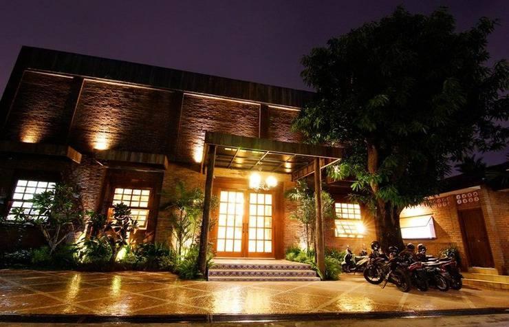 Java Villas Boutique Hotel And Resto Jogja - pemandangan