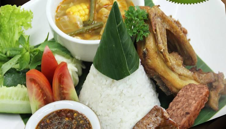 Hotel Aria Gajayana Malang - NASI TIMBEL