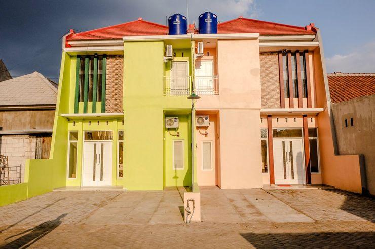 OYO 1165 Cakalang Residence Syariah Malang - Facade
