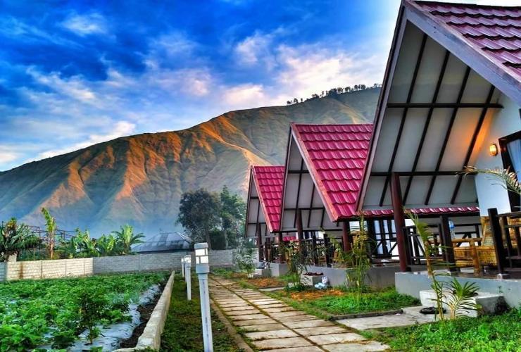 Nuansa Rinjani Lombok - Appearance