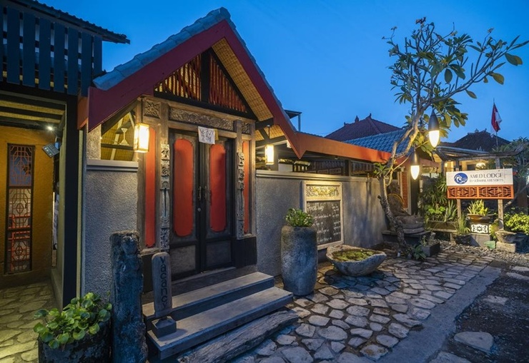 Amed Lodge by Sudamala Resorts Bali - Exterior