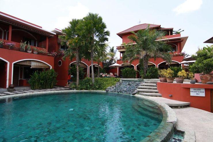 Pink Coco Hotel Bali - Pool