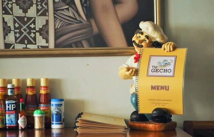 The Gecho Inn Town Jepara - Restoran