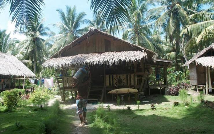 Surf Camp Siberut - pemandangan