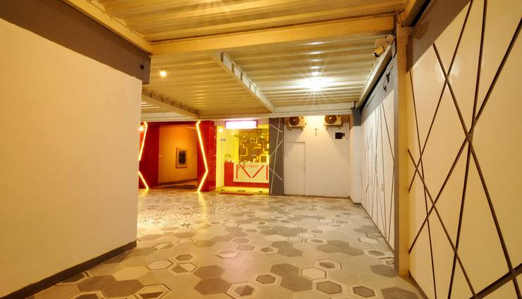 MGriya Guest House Purwokerto - Akses masuk