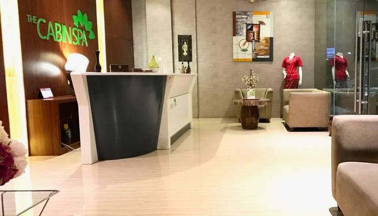 The Crew Hotel Kno Medan - THE CABIN SPA