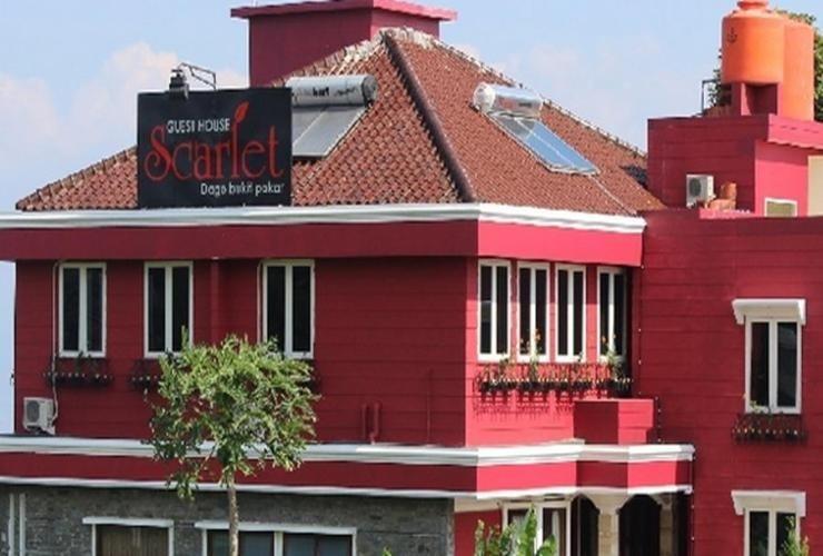 Scarlet Bukit Pakar Hotel Bandung - Appearance