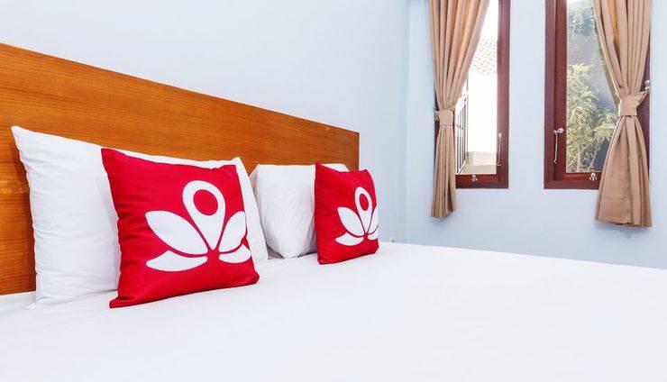 ZEN Rooms Batu Bolong Canggu - Tempat Tidur Double