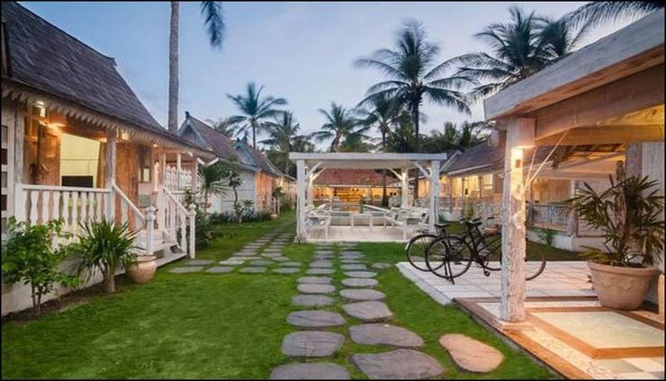 Palmeto Village Lombok - exterior