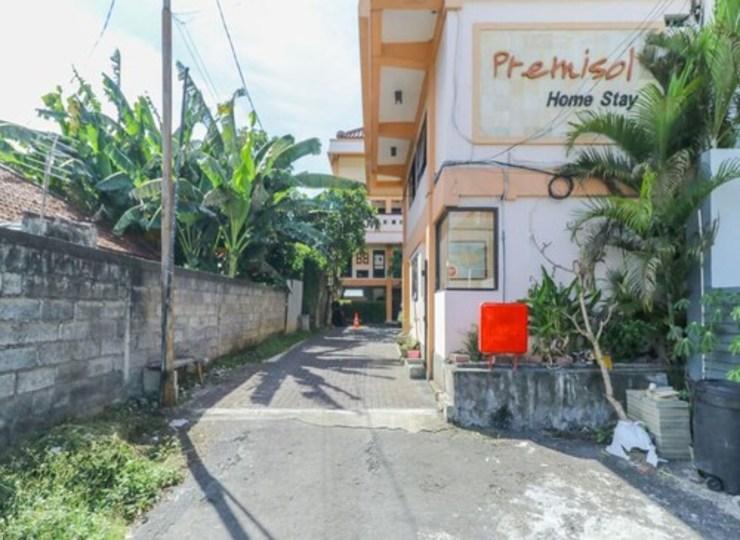Permisol Homestay 88 Bali - Exterior