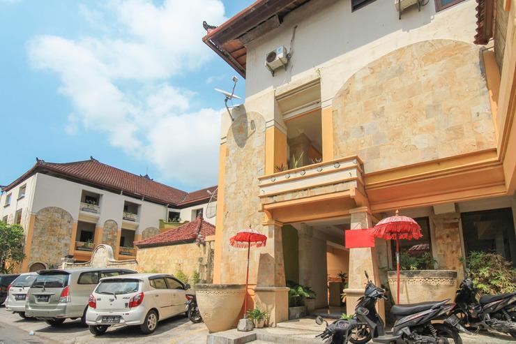 Airy Eco Kuta Kartika Plaza Gang Puspa Ayu 238 Bali - Hotel Front